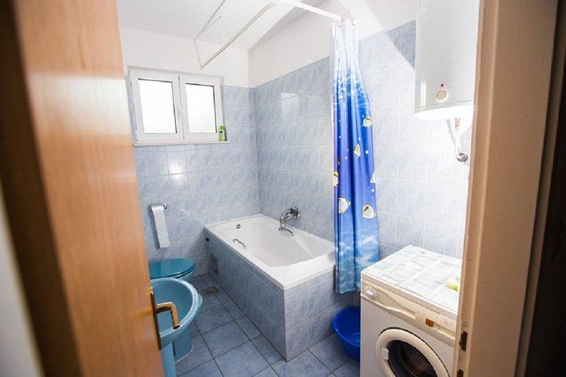 A1 Grande(7+1): bathroom with toilet