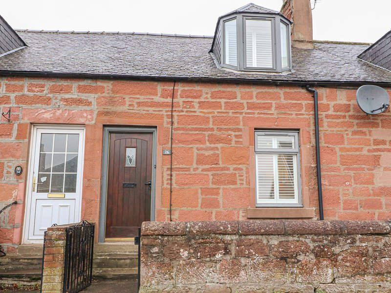 Hazel Cottage, Kirriemuir, vacation rental in Murthill