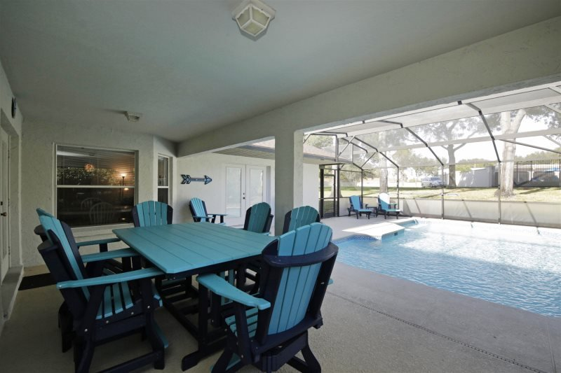The Magic Begins Here! Mickey Themed Rooms & Private Pool., vacation rental in Clermont