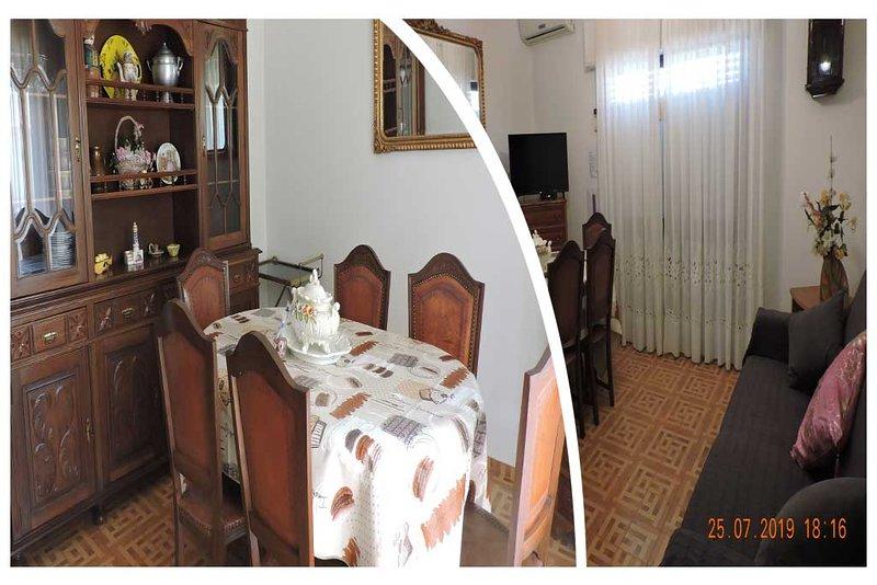 casa neto N 2 Location au mois  possibilité basse saison, holiday rental in Fuseta