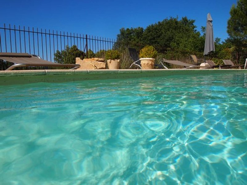 Amazing villa with swimming-pool, holiday rental in Bonnieux en Provence