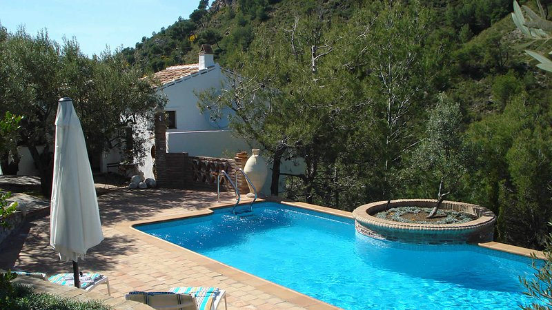 Romantic cottage in Frigiliana, 1 bedroom (004), vacation rental in Frigiliana