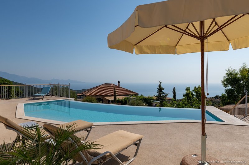 Villa Callisto, vacation rental in Volimes