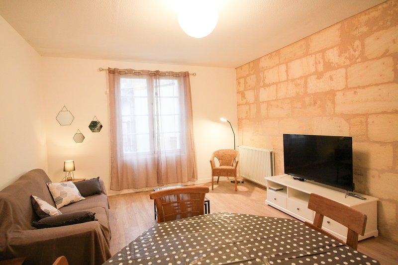 Maison du Parc - Libourne, vakantiewoning in Saint-Sulpice-de-Faleyrens