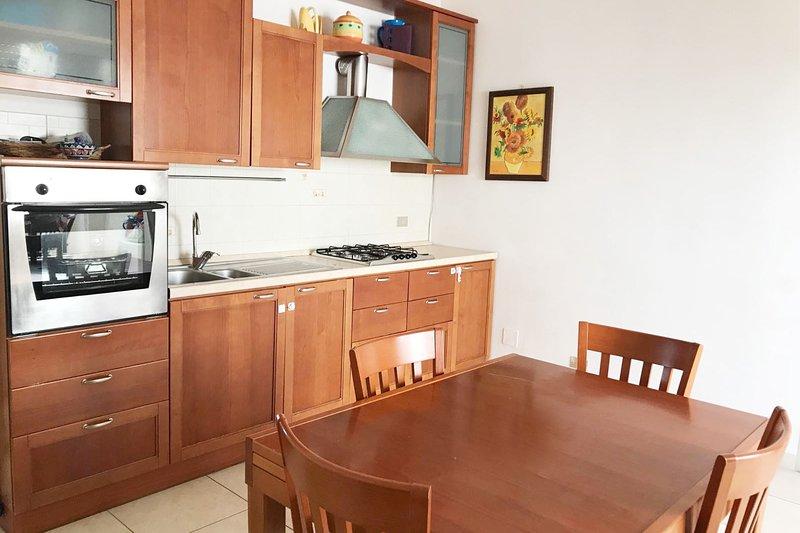 Appartamento Baia Beach 1 (TL49A), vacation rental in Torre Lapillo