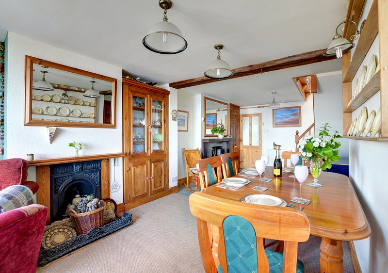 Seaward, holiday rental in Hinderwell
