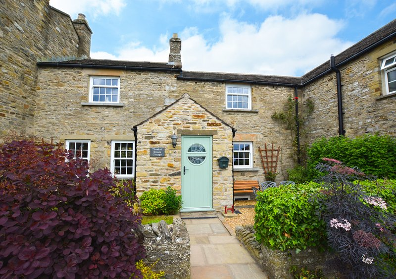 Theaked Stones Cottage, location de vacances à East Witton