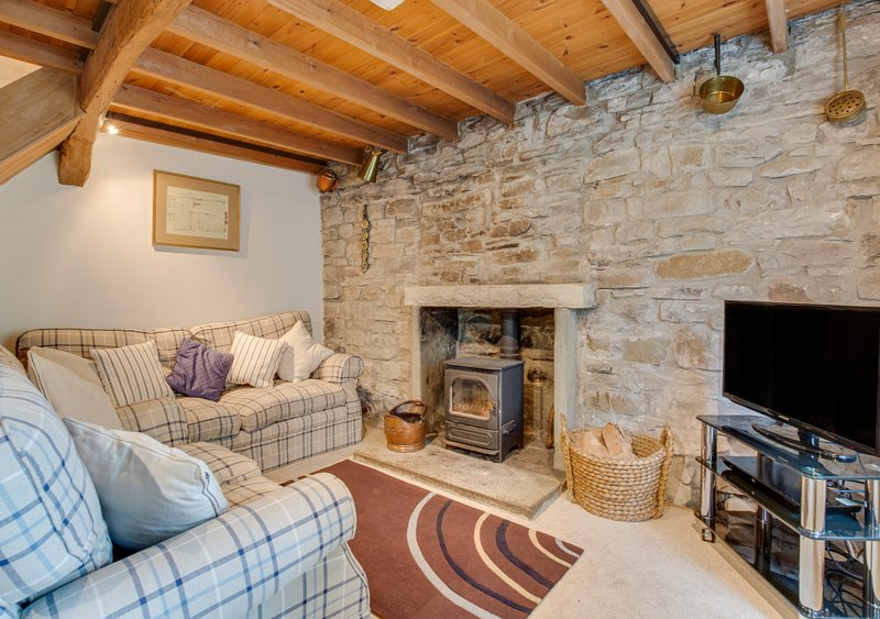 Thornsgill Cottage, holiday rental in Raydale
