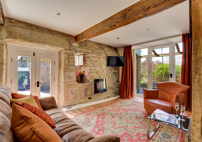 T'Lasses Cottage, vacation rental in Cononley