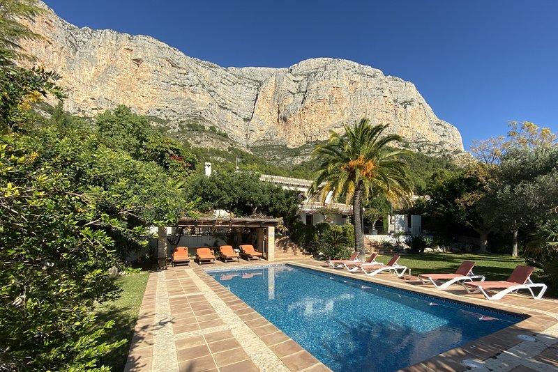 Villa Scenic, vacation rental in Javea