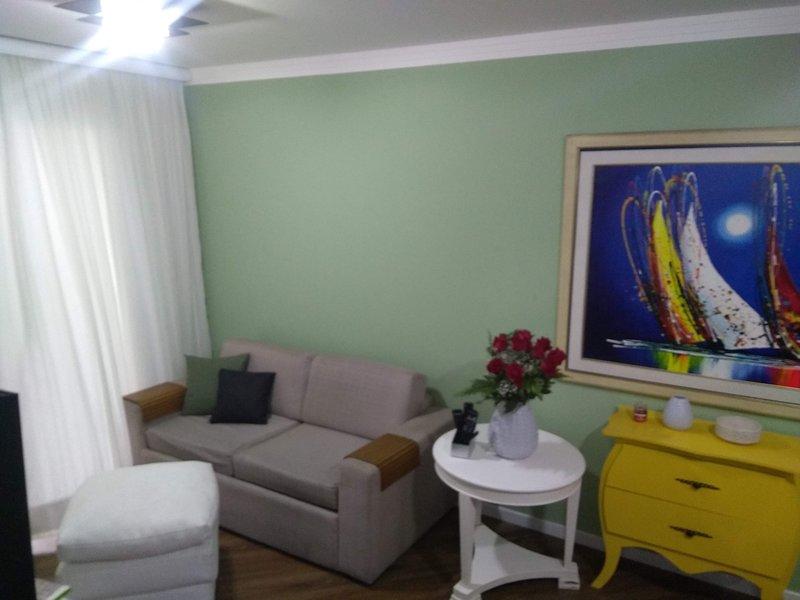 APARTAMENTO NO TRANSAMERICA (EXPOCENTER & CREDICARD HALL), aluguéis de temporada em Diadema