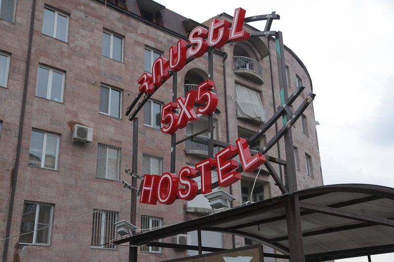 Hostel 5x5, casa vacanza a Kasakh