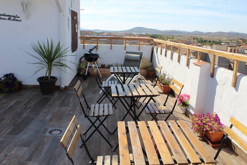 APARTAMENTOS ONCEMOLINOS (VISTA ALEGRE), location de vacances à Urda