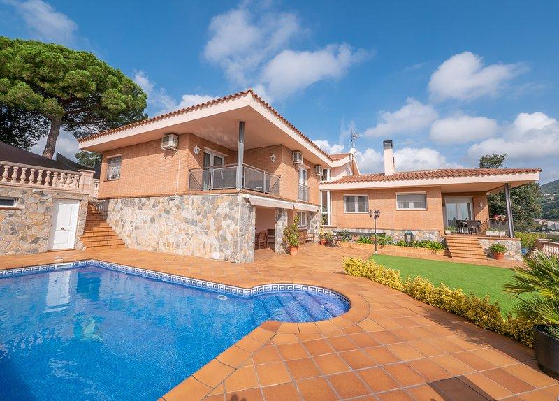OS HomeHolidaysRentals Pons - Costa Barcelona, location de vacances à Santa Susanna