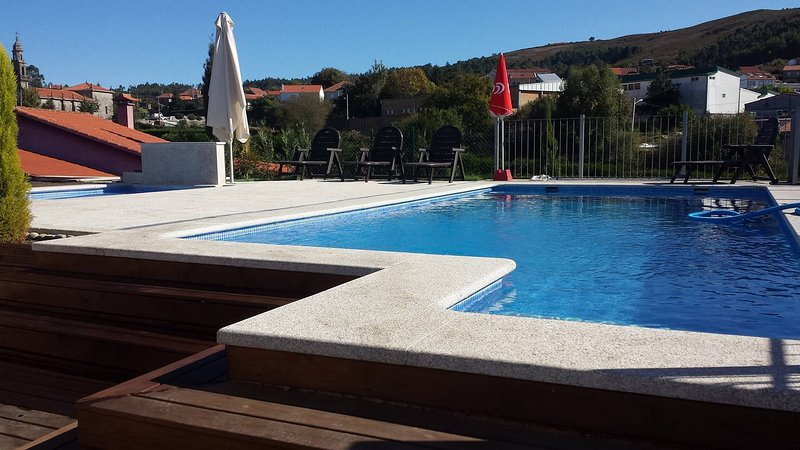 Spacious house with swimming-pool, vacation rental in Ricovanca