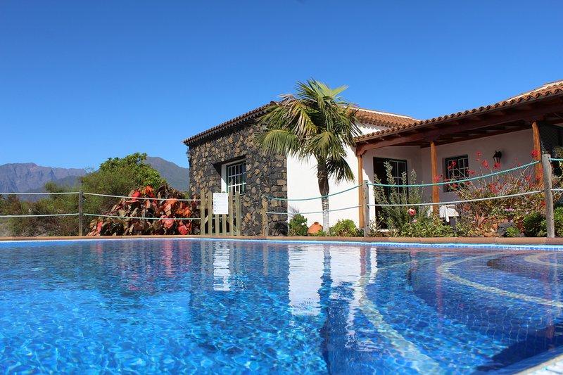 Casa La Majada  - Las Norias, Los Llanos de Ariadane, location de vacances à Todoque