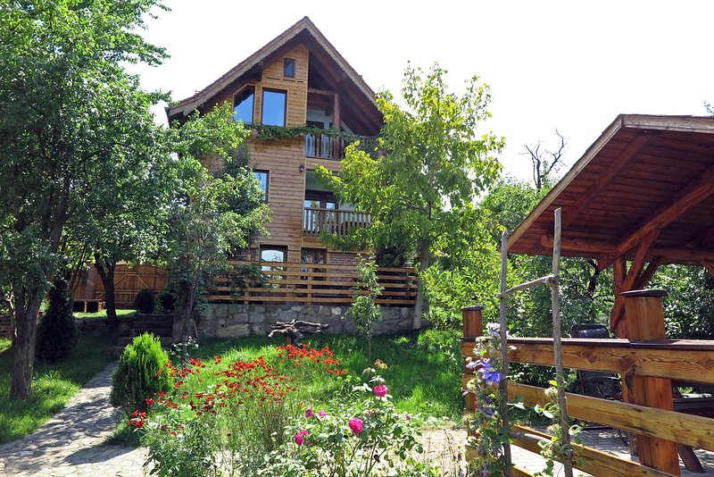 • studio Zollo II • in a Carpathian village • holiday apartment Sibiu Romania, vacation rental in Central Romania