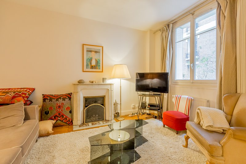 Charming flat near Luxembourg park, vacation rental in Ivry-sur-Seine