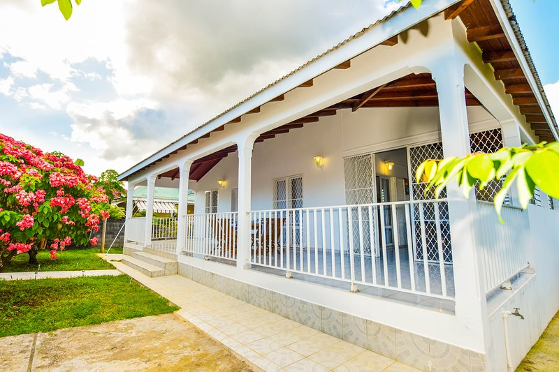 TKZFEIE, location de vacances à Baie-Mahault