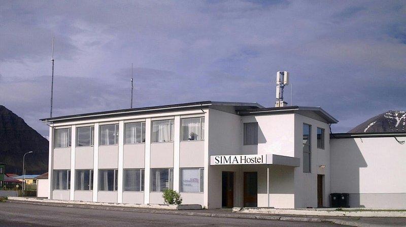 Bank Apartment, vacation rental in Isafjordur