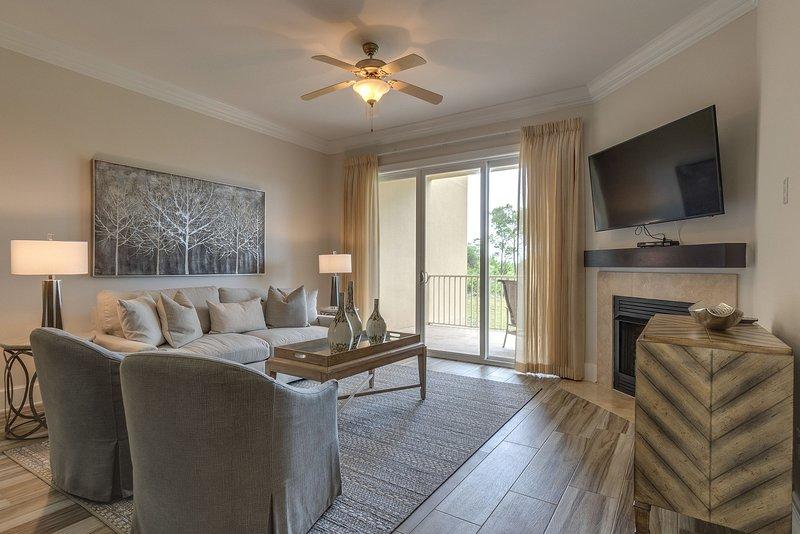 Luxury in a Serene Setting, holiday rental in Santa Rosa Beach