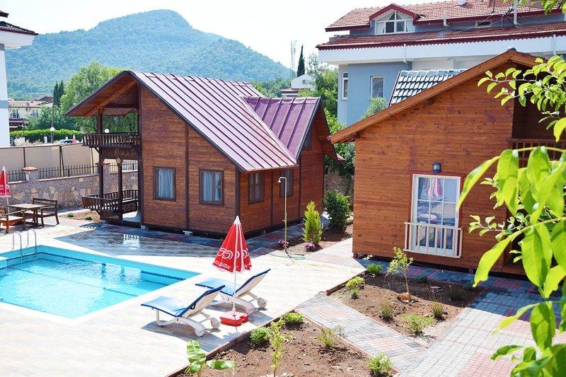 Bungalow 1, holiday rental in Faralya