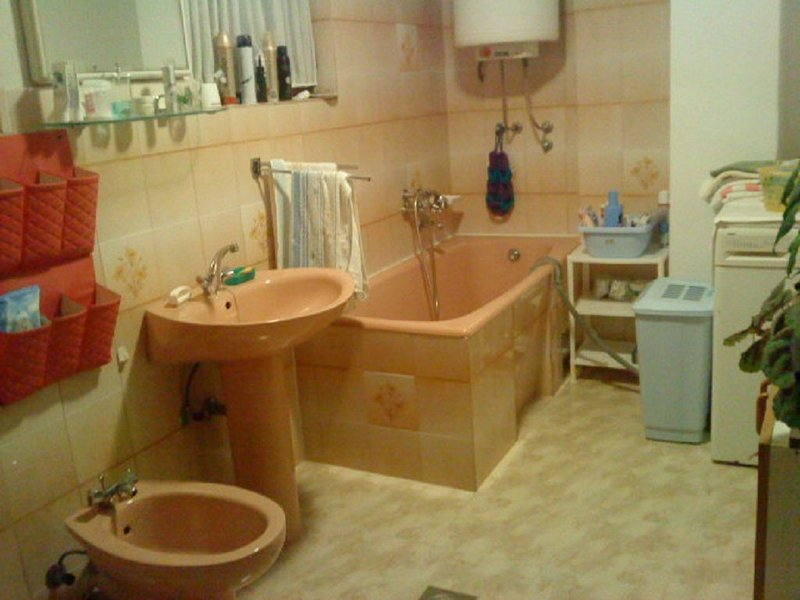 A1 (5 + 1): banheiro com vaso sanitário