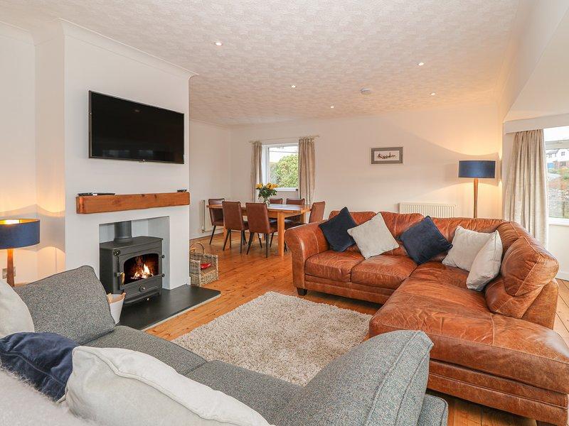 Nefydd, Criccieth, holiday rental in Criccieth