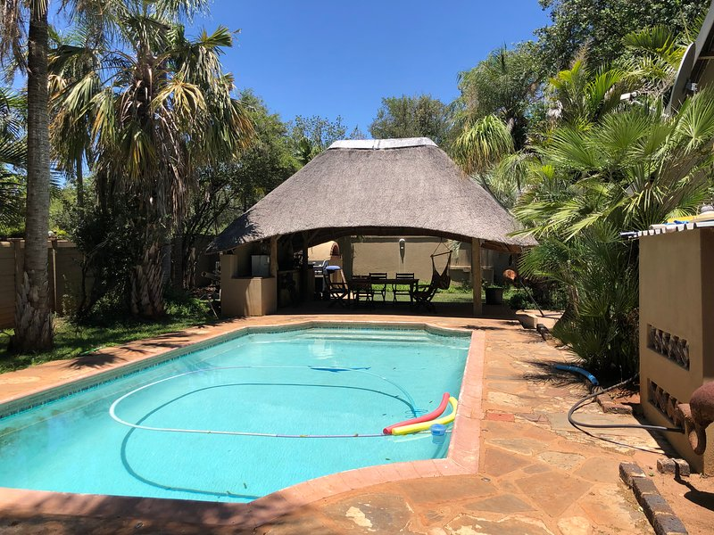 Shared pool with Main house
