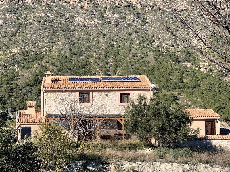 Casa Buena Vista, alquiler de vacaciones en Mula