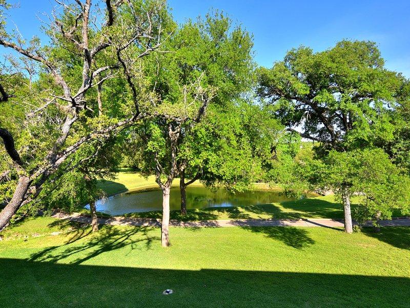 Relaxing Starts Here - on the 13th Fairway!, alquiler de vacaciones en Lakeway