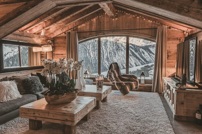 Chalet Pearl, vacation rental in Courchevel
