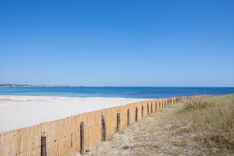 Torre Lapillo beach