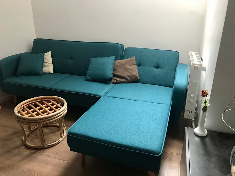 Appart duplex centre Lunel pres Plages / montpellier Nîmes, holiday rental in Marsillargues