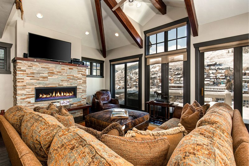 Park City Panorama Mansion, holiday rental in Park City