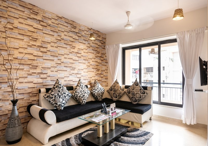Couch-Living Area
