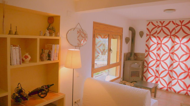 Apartment with mountain view, holiday rental in Peralta de la Sal