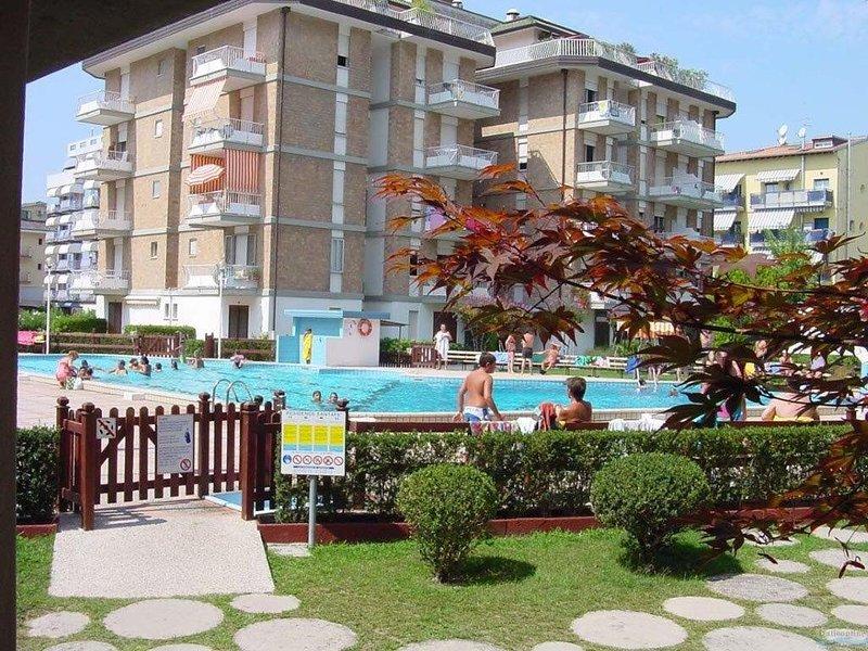 Mare e sole e piscina, casa vacanza a Lido di Jesolo
