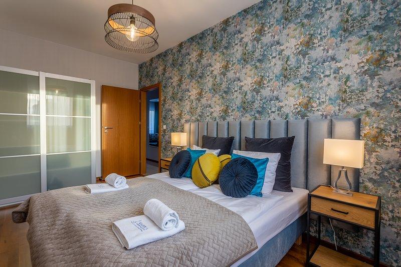 Ambria Apartments Platan Complex I, holiday rental in Swinoujscie