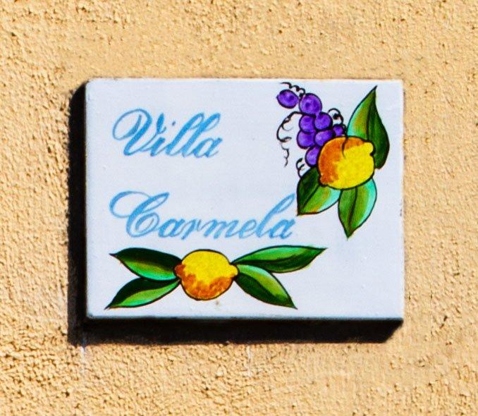 Villa Carmela Capotosto, alquiler vacacional en Francolise