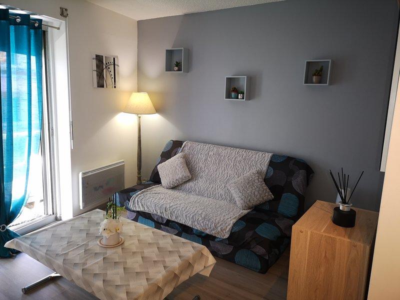 Appartement ' Le Cosy ' en Centre ville de Thonon les Bains, vacation rental in Thonon-les-Bains