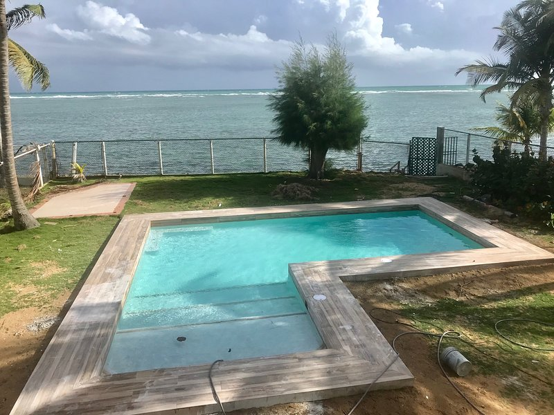 OCEANFRONT PROPERTY , YOUR OWN PRIVATE PARADISE, holiday rental in Cayey