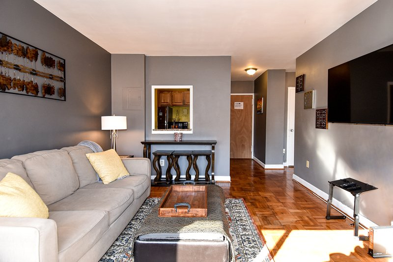 Enjoy the nations capitol from VA!  2 blocks from the Rosslyn train station!, holiday rental in Arlington