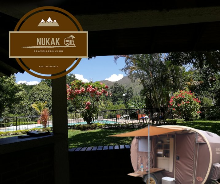 Nukak Travellers Club Hostal & Gampling, holiday rental in Los Santos
