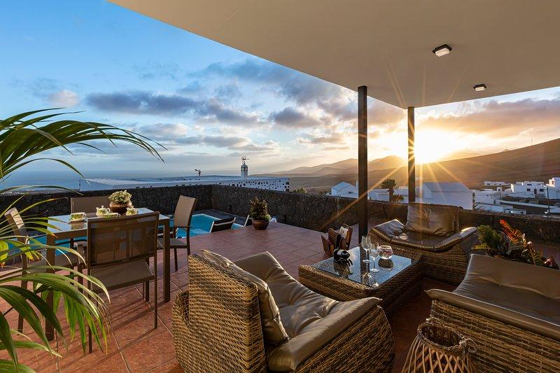 Villa Saudade, Ferienwohnung in Macher