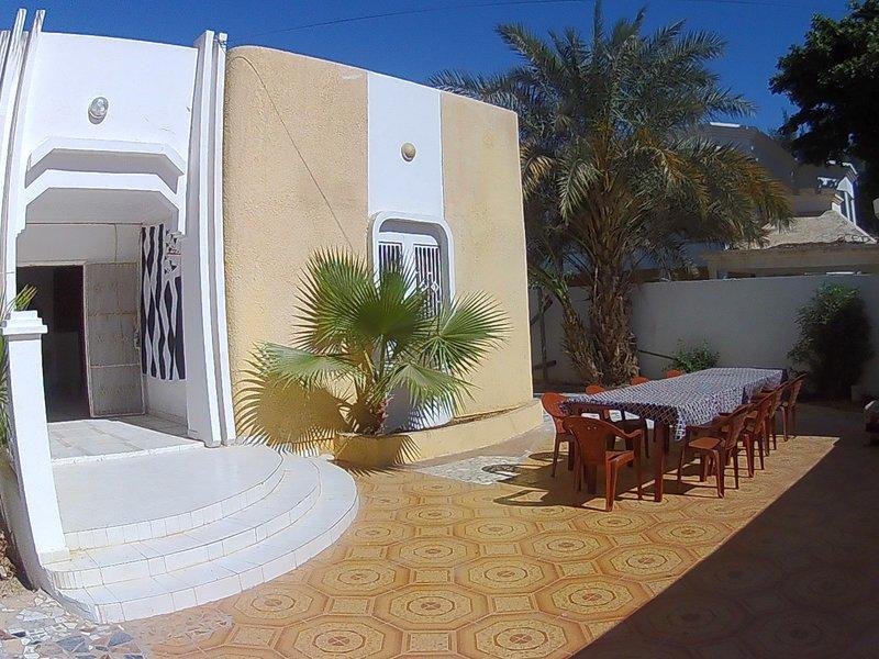 Le Triskell - Auberge, location de vacances à Nouakchott