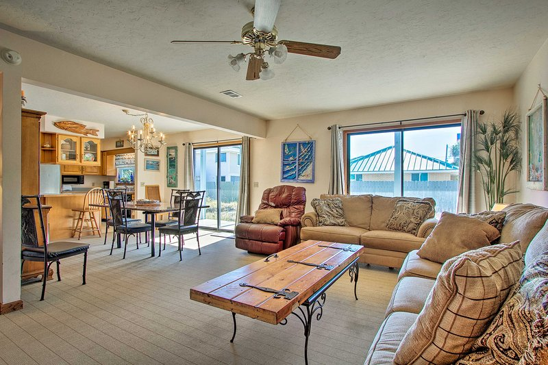 NEW! Cozy Cottage Steps from St Andrew State Park!, holiday rental in Lower Grand Lagoon