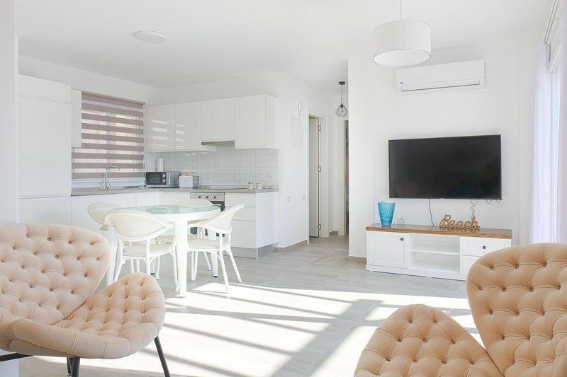 Nyx apartment with penthouse & Spa Tub, alquiler vacacional en Yeni Erenkoy