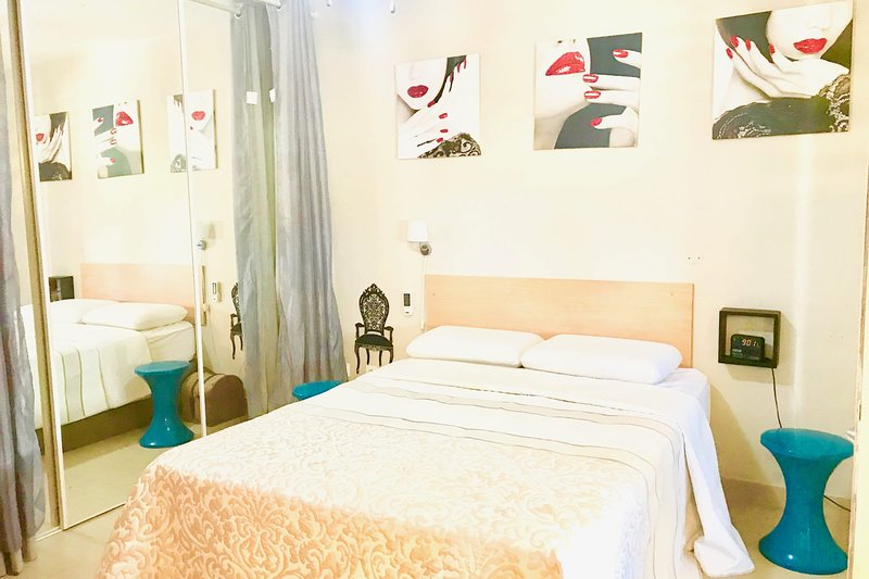 A comfortable studio, near the Hot Ravine Spa, alquiler de vacaciones en Lamentin