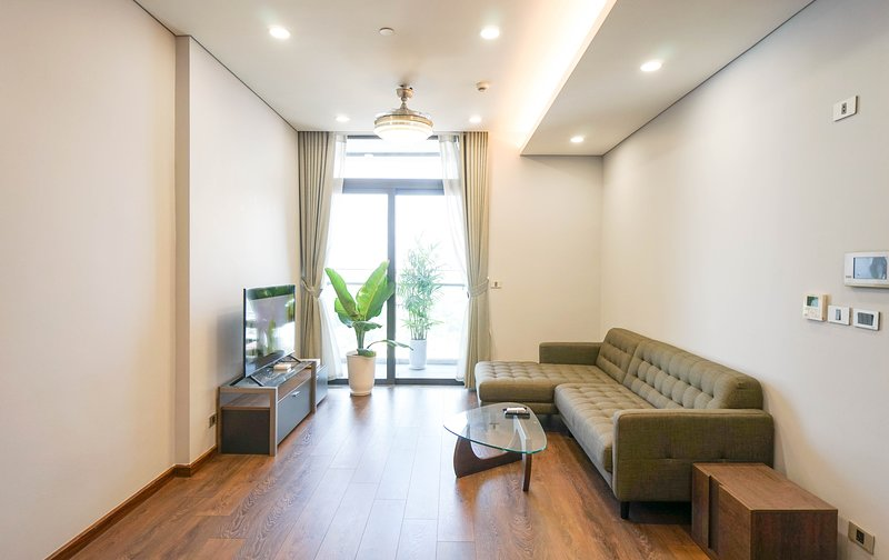 Sun Grand Luxury Apartment West Lake, holiday rental in Hanoi